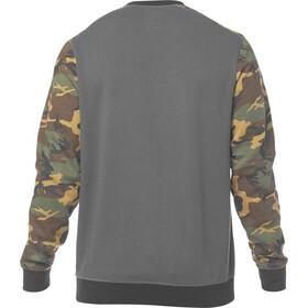 Fox Destrakt Crew Fleece Pullover Men camo